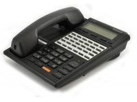 Panasonic Digital Super Hybrid KX-T7230 24-Button Black Display Speakerphone