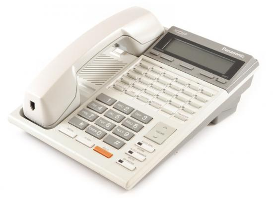 "Panasonic Digital Super Hybrid KX-T7230 24-Button White Display Speakerphone ""Grade B"""