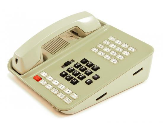 "Vodavi Starplus SP61612-44 Beige/Ash Enhanced Key Phone ""Grade B"""