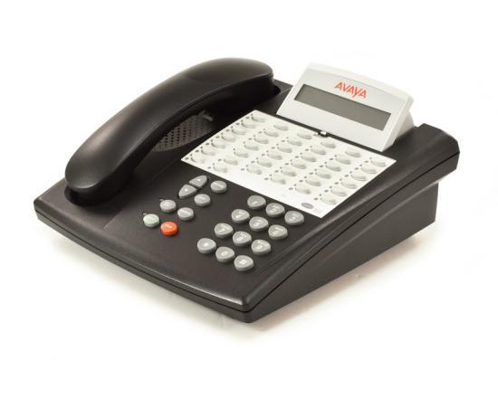 Avaya Euro Partner 34D Series II 32-Button Black Display Speakerphone - Grade A