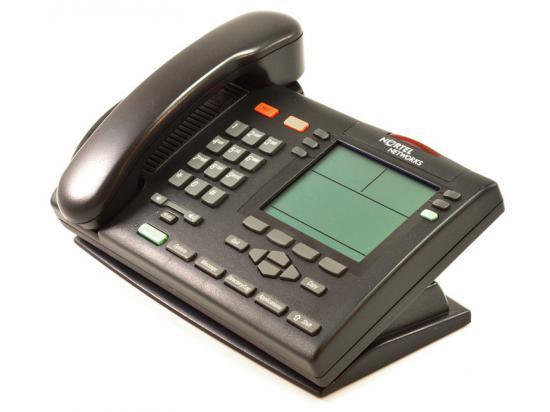 Nortel Meridian M3904 Charcoal Display Speakerphone