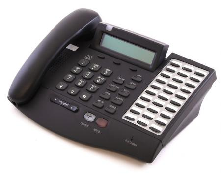 Vodavi  XTS 3015-71 30-Button Black Digital Display Speakerphone - Grade B