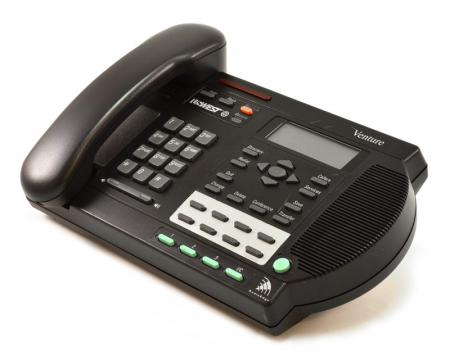 "Nortel Venture 3 Line Display Phone BLACK (NT2N81AA) ""Grade B"""