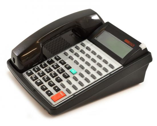 WIN 440CT 32D-Tel 32-Button Black  Display Speakerphone - Grade A