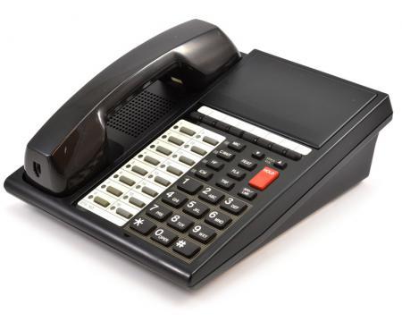 WIN 16S TEL-100D Black Analog Speakerphone - Grade A