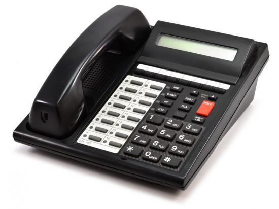 """WIN 16D TEL-100D Black Large Display Speakerphone """"Grade B"""""""