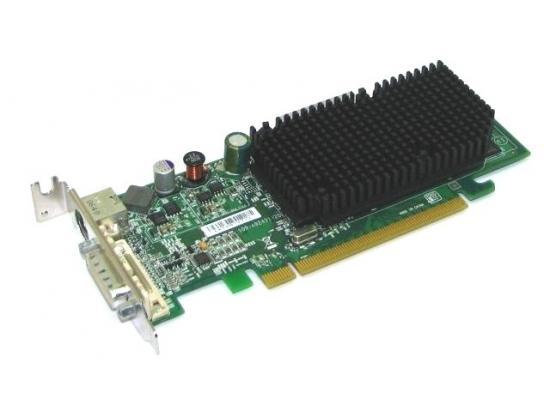 ATI Radeon X1300 256MB PCI-E X16 Dual Link DVI Video Card /W Dual VGA Dongle Adapter