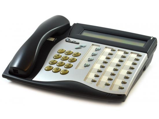 "Tadiran Coral Flexset 280D Charcoal Display Phone - Silver Face ""Grade B"""