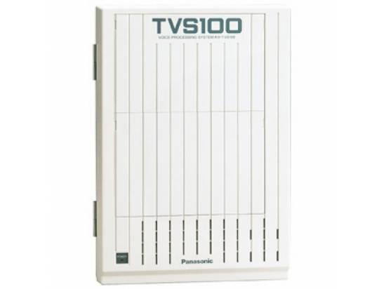 Panasonic KX-TVS100 VoiceMail Processing System (4 Ports)