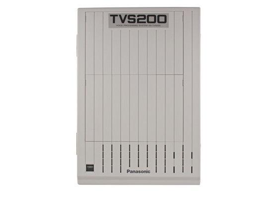 Panasonic KX-TVS200 VoiceMail Processing System (4 Ports)
