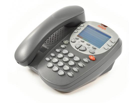 Avaya 4610SW 24-Button Black IP Display Speakerphone - Grade B