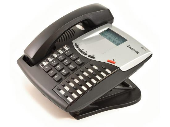 Inter-Tel Axxess 550.8620 Black IP Display Speakerphone