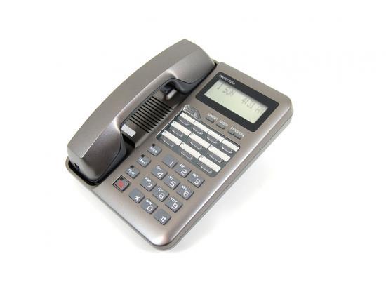 Iwatsu Omega-Phone ADIX 6IPKTD-E Platinum IP Display Speakerphone  - Grade B