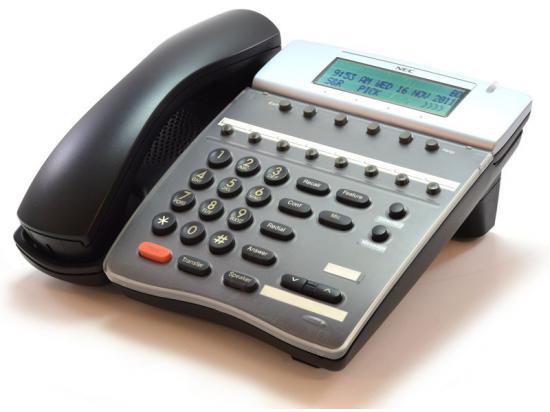NEC Electra Elite IPK DTH-8D-1 Black Display Speakerphone (780071)