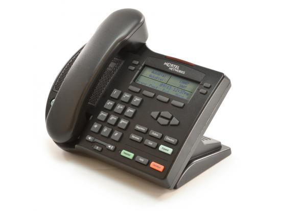 Nortel IP 2002 PoE Speakerphone Charcoal (NTDU76)