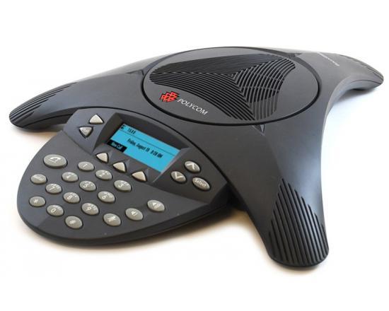 """Polycom SoundStation IP 4000 Conference Phone (2200-06640-001) """"Grade B"""""""