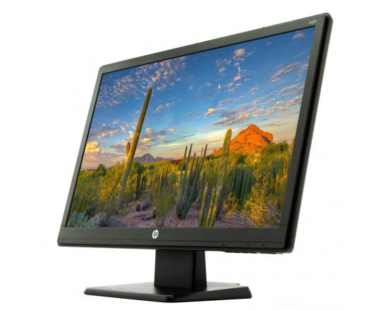 "HP V221 21.5"" Widescreen Black LED LCD Monitor - Grade A"