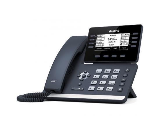 Yealink SIP-T53W Wi-Fi Gigabit IP Display Speakerphone