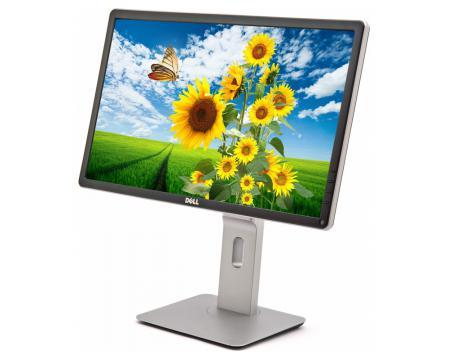 """Dell P2214Hb 22"""" Silver/Black Widescreen LCD Monitor - Grade A"""