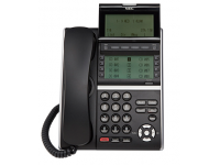 NEC DT830 ITZ-8LDG-3(BK) Desi-Less Gigabit IP Phone (660018) - Grade B