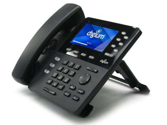 Digium D65 Black IP Display Speakerphone