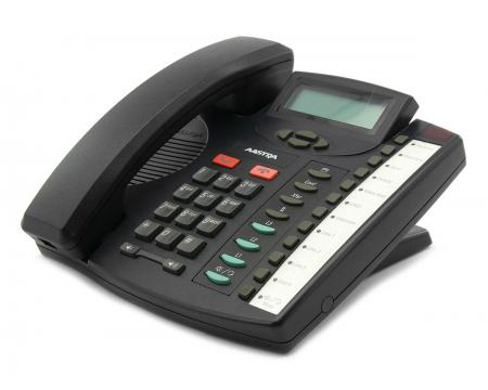 9133i 12-Button Black IP Backlit Display SpeakerPhone - Grade A
