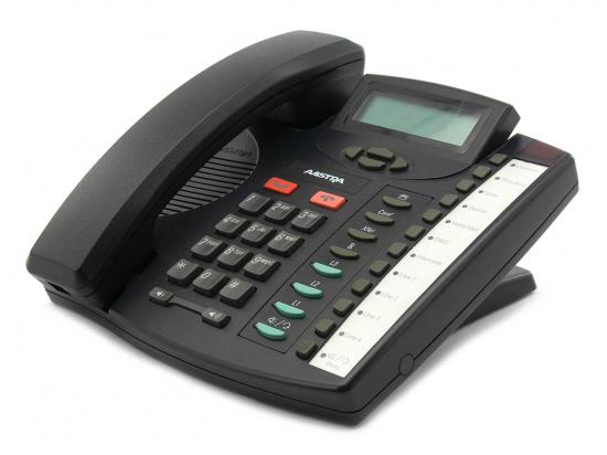 Aastra 9133i 12-Button Black IP Backlit Display SpeakerPhone - Grade A