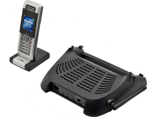 Mitel 5610 IP DECT Cordless Handset w/ IP DECT Stand (51015276, 51301098)