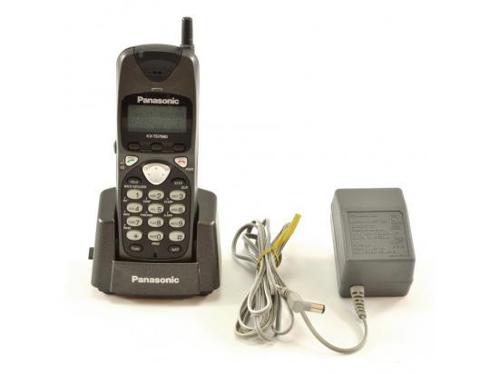 Panasonic KX-TD7680 2.4 GHz Wireless Telephone Handset - Grade B