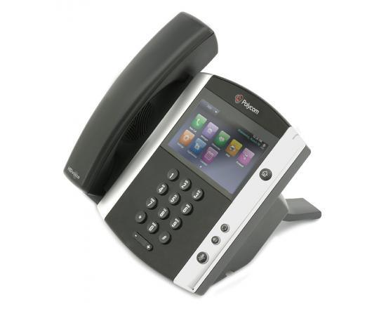 Polycom VVX 600 Gigabit Display IP Speakerphone (2200-44600-025) - New