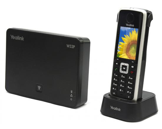 Yealink W52P DECT SIP Cordless Phone