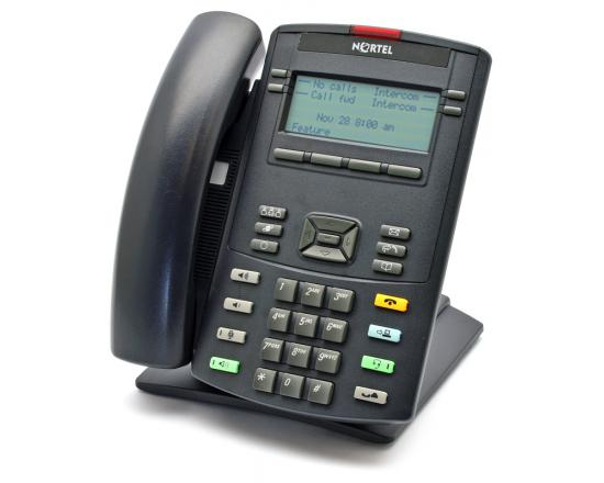 Nortel IP 1220 Display Phone with Icon Keys (NTYS19BA70E6)