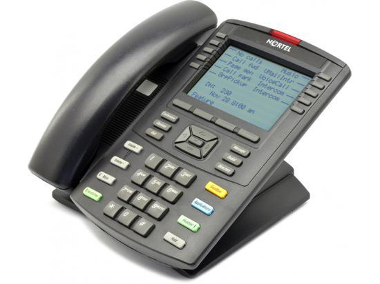 Nortel IP 1230 Display Phone with TEXT Keys (NTYS20)