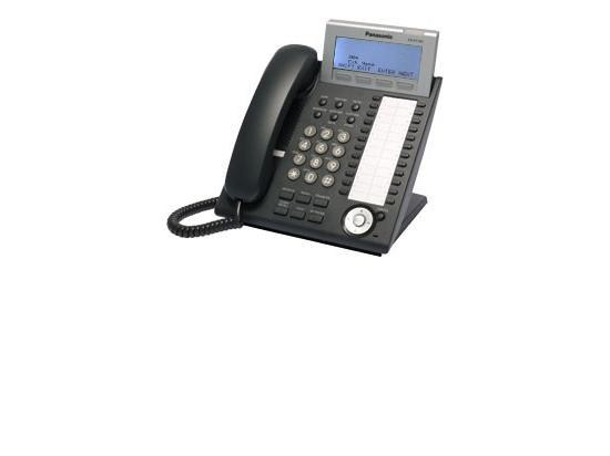 "Panasonic KX-DT346 Charcoal Backlit Display Phone ""Grade B"""
