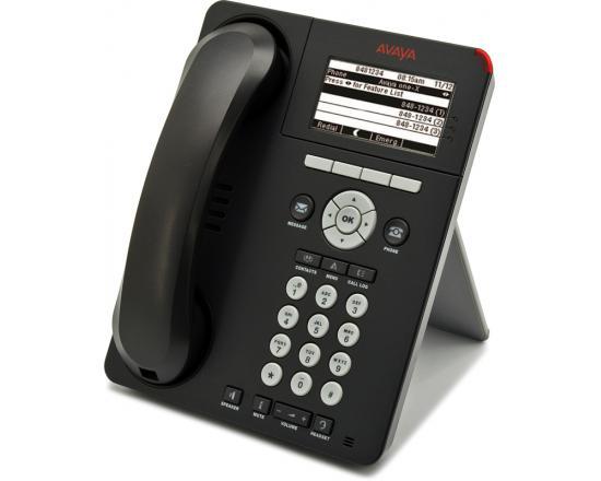 Avaya 9620L 12-Button Black IP Display Speakerphone - Grade A