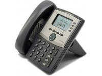 Cisco CP-524SG Charcoal Gigabit IP Display Speakerphone - Grade A