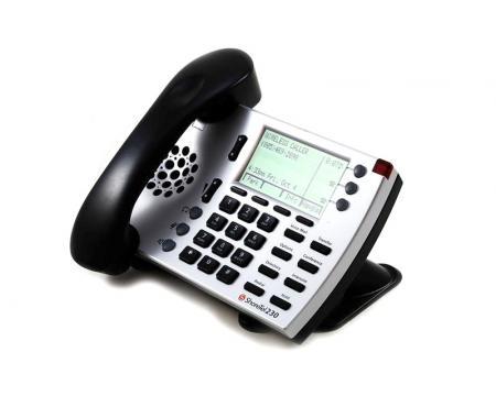 "ShoreTel 230 Silver IP Phone ""Grade B"""