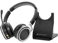 Spracht ZUMBT Prestige Combo Bluetooth USB Stereo Wireless Headset
