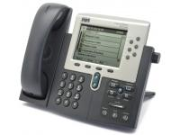 Cisco CP-7961G-GE Gigabit IP Display Speakerphone - Grade B