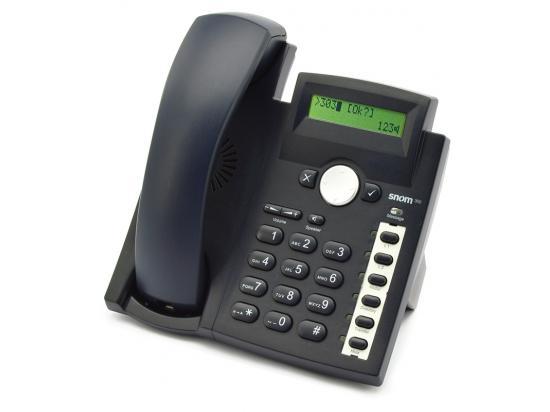 Snom 300 Baseline Phone 27 Keys Black