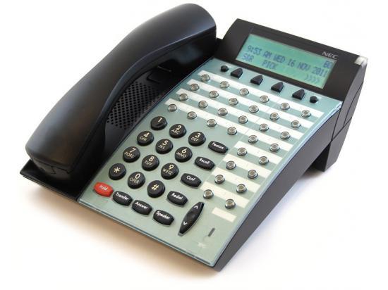 NEC Electra Elite DTU-32D-1 Black Display Speakerphone