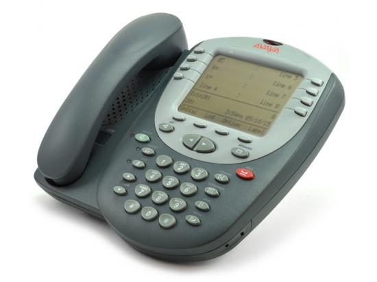 Avaya Definity 2420 Digital Display Phone - Gray