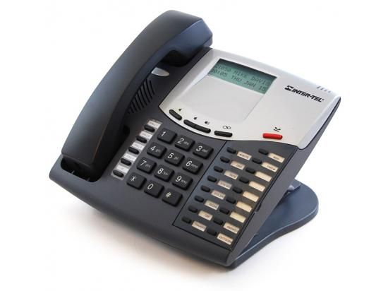 Inter-tel Axxess 550.8520 23-Button Charcoal Display SpeakerPhone - Refurbished