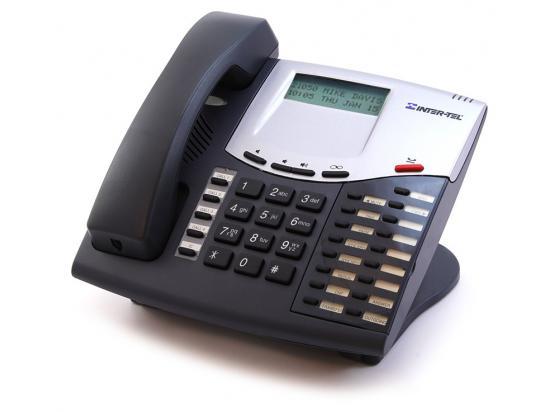 Inter-Tel Axxess 550.8520 Charcoal Display Phone