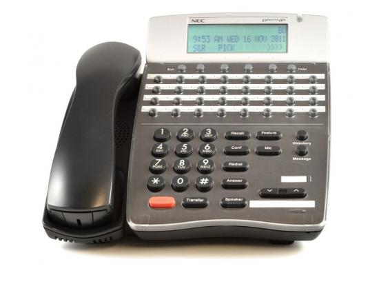 NEC ITR-32D-3 BLACK TEL Series IP Phone Electra Elite (780045)
