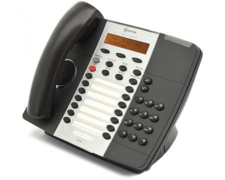 5220 Black IP Display Speakerphone - Grade A