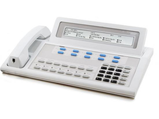 Mitel SuperConsole 1000 Backlit Tilt Screen SX200 - White (9189-000-400)