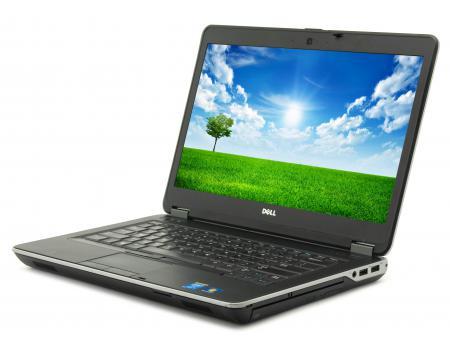 """Dell Latitude E6440 14"""" Laptop Intel Core i5 (4310M) 2.7GHz 4GB DDR3 320GB HDD - Grade A"""