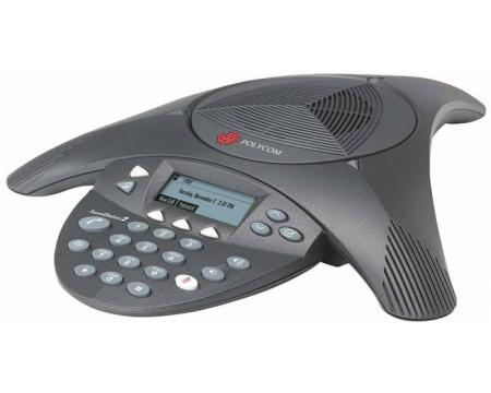 Polycom Soundstation 2 EX LCD Conference Phone (2200-16200-001)