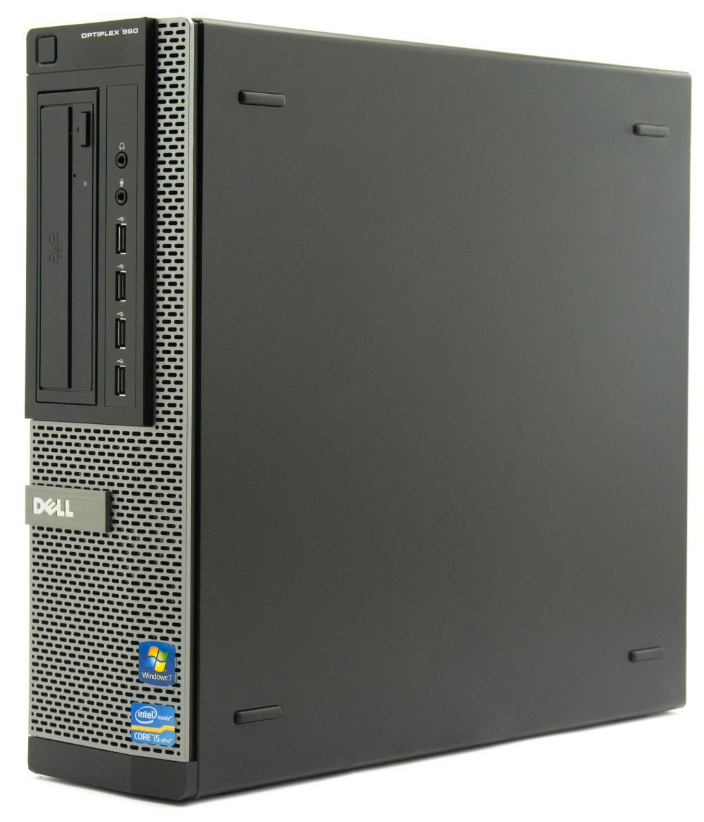 Dell OptiPlex 990 Desktop Computer Intel Core i5 (2400) 3 1